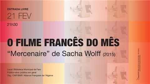 Mercenaire, de Sacha Wolff
