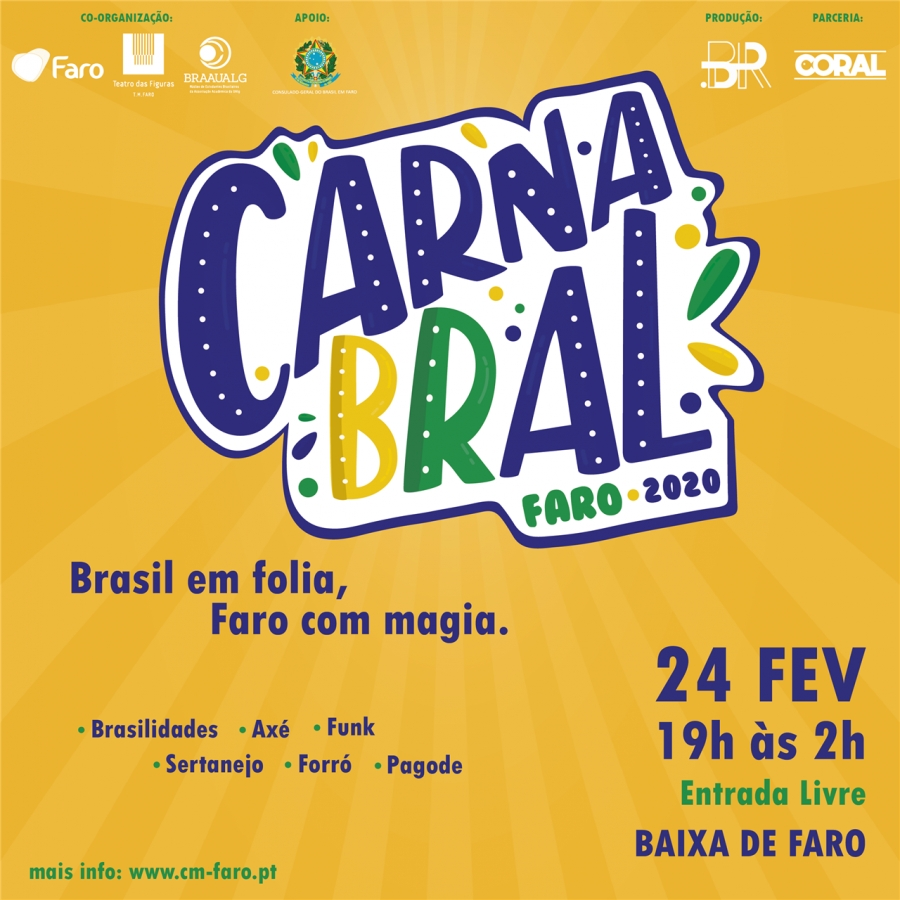 Carnabral Faro 2020