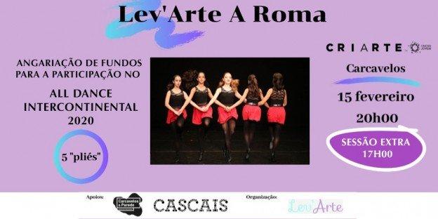 'Lev'Arte A Roma'