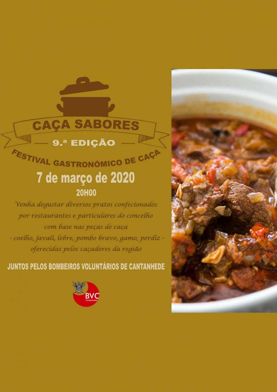 9.º Caça Sabores - Festival Gastronómico de Caça