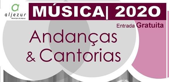 Andanças e Cantorias com Afonso Dias e Tânia Silva