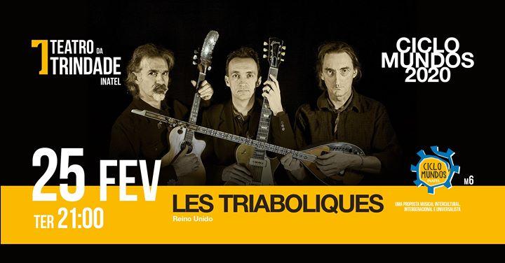 Concerto Ciclo Mundos Les Triaboliques