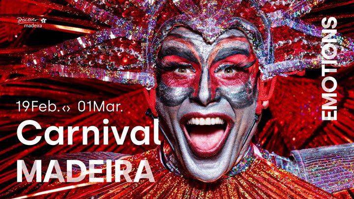 Carnival in Madeira 2020
