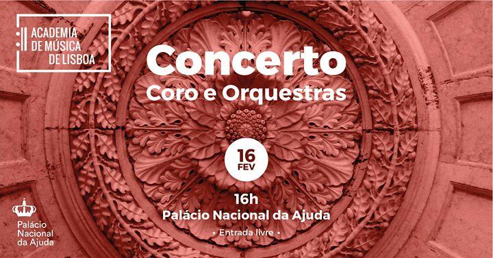 Concerto - Coro e Orquestras