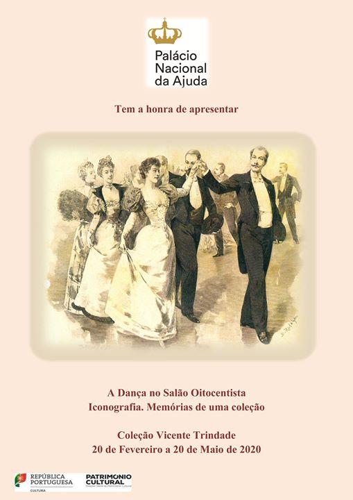Inauguração // Exposição A Dança no Salão Oitocentista
