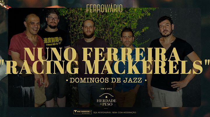 Domingos de Jazz - Nuno Ferreira 'Racing Mackerels'