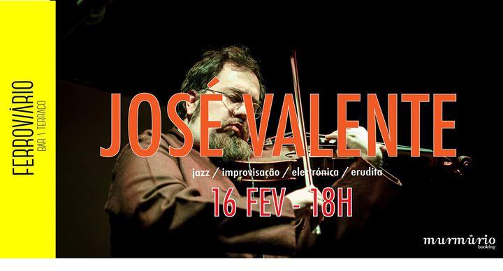 Concerto José Valente no Ferroviário