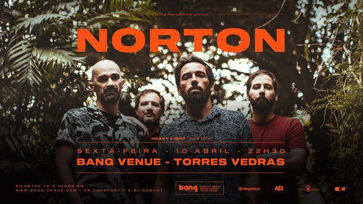 Norton - Bang Venue - Torres Vedras