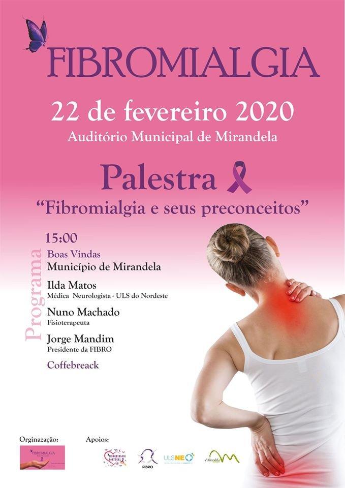 Palestra - Fibromialgia