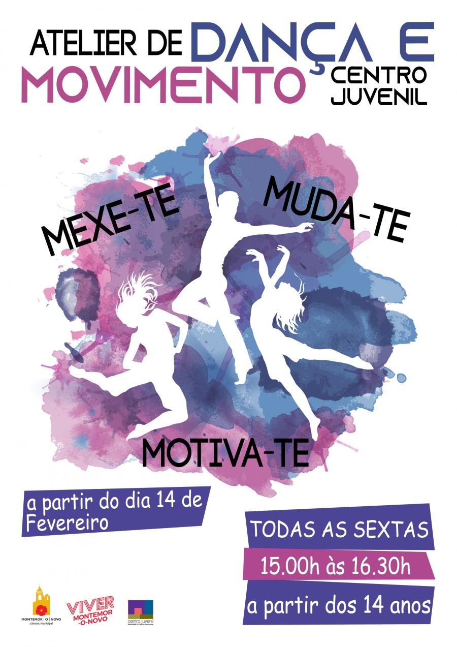 Atelier de Dança e Movimento
