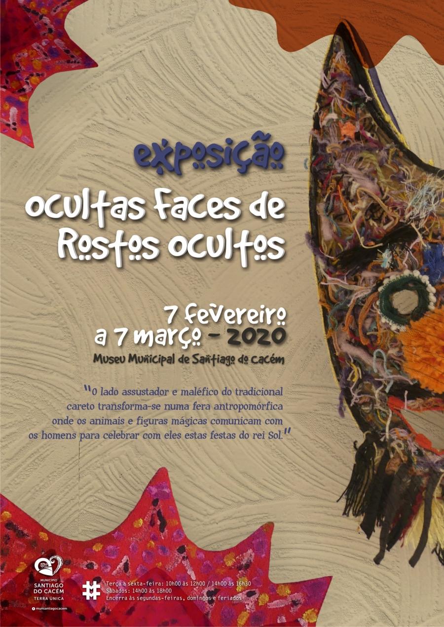 """""""Ocultas Faces de Rostos Ocultos"""""""