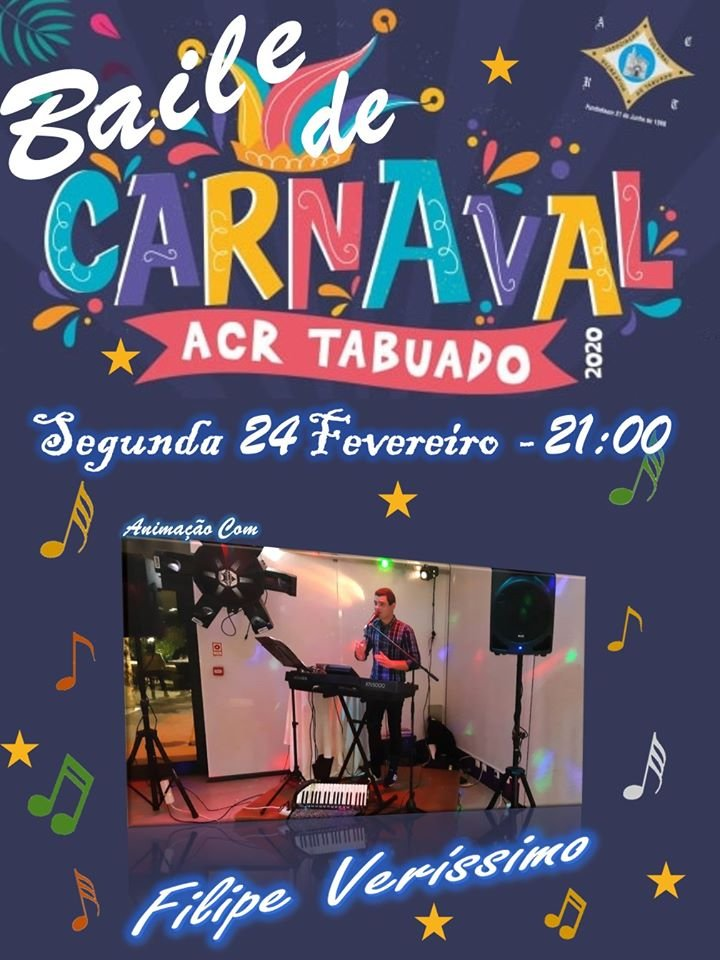 Baile de Carnaval ACR Tabuado