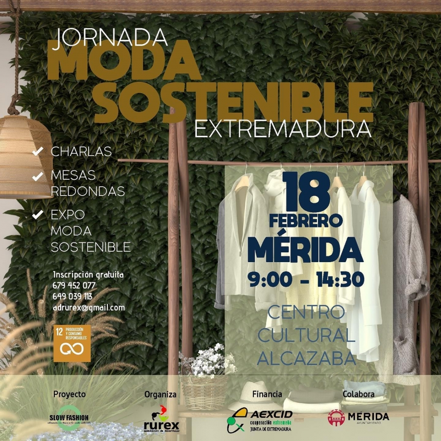 Jornada Moda Sostenible Extremadura