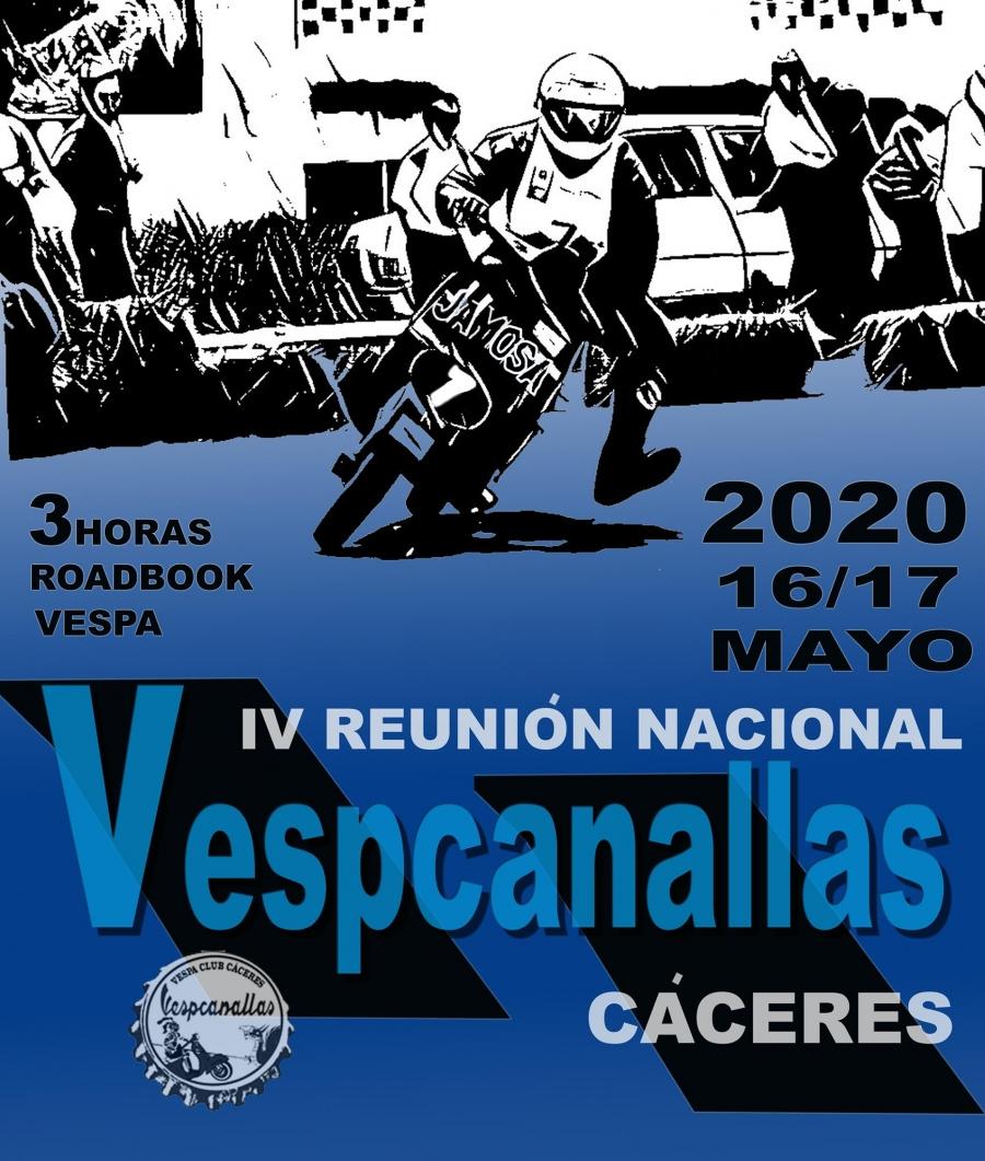 Vespcanallas – IV Reunión Nacional
