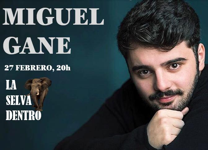 Miguel Gane En Mérida