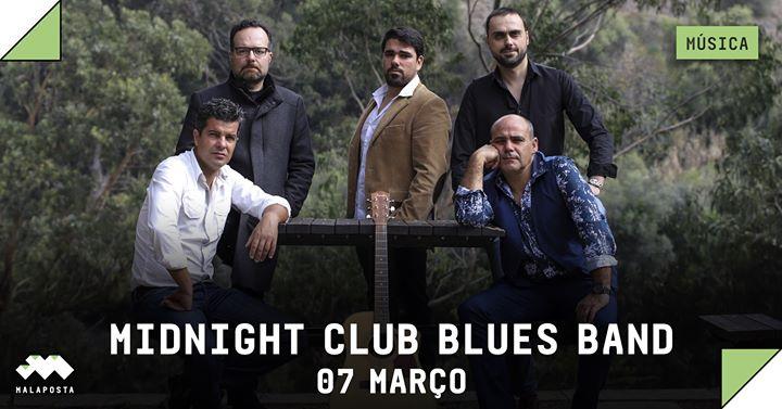 Música: Midnight Club Blues Band - Bluesman