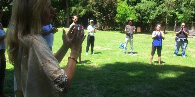 Chi Kung e Meditação
