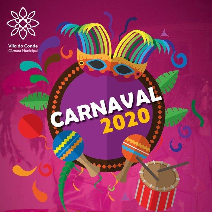 Carnaval em Vila do Conde