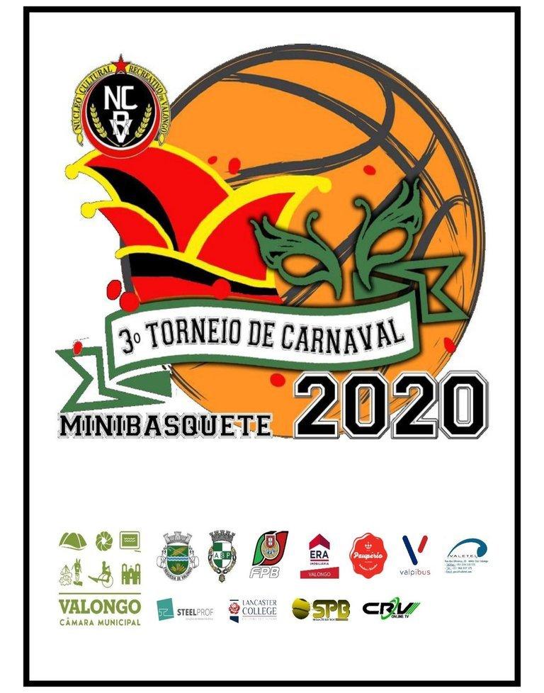 NCRV promove Torneio de Minibasquete