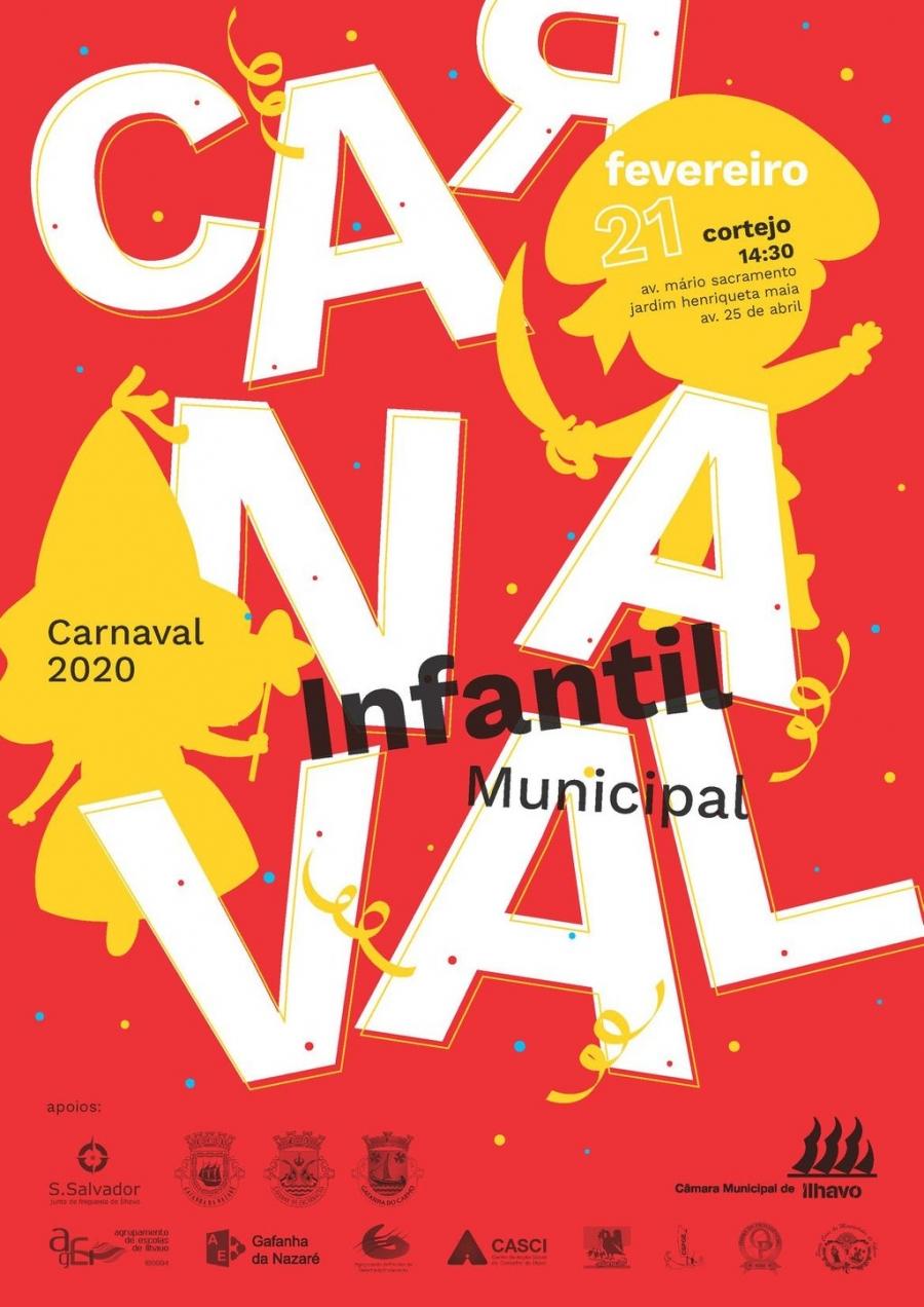 Carnaval Infantil Municipal 2020