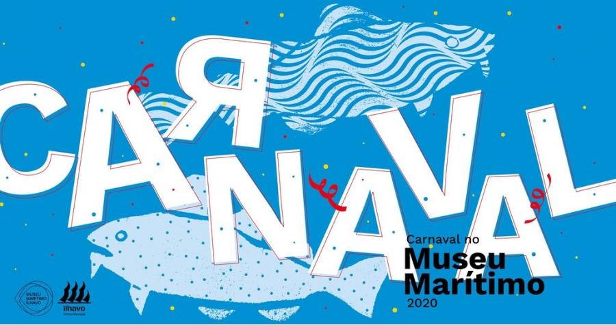 Carnaval no Museu Marítimo de Ílhavo
