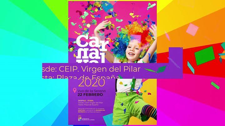 Carnaval Infantil 2020