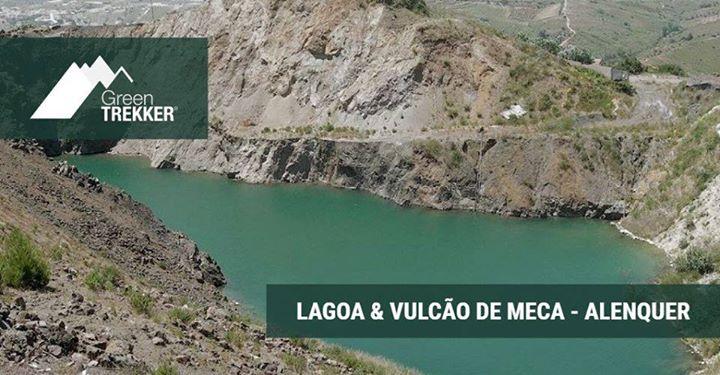 Lagoa & Vulcão de Meca - Alenquer
