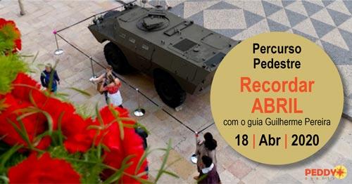 Percurso Pedestre 'Recordar Abril'