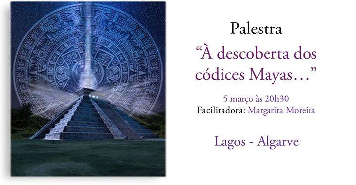 Palestra   'À descoberta dos códices Mayas '