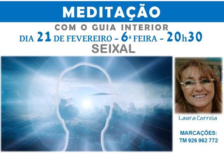 Seixal | Meditação com o Guia Interior