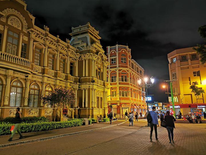 Safari Nocturno por Historias y Leyendas del Centro Histórico SJ