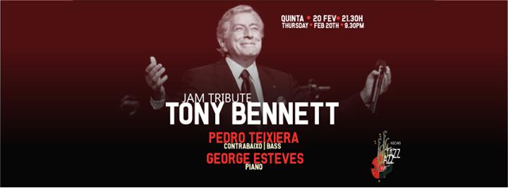 JAM Session Tributo Tony Bennett