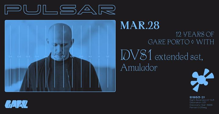 Adiado - 12 Years of Gare w/ DVS1 extended set | Amulador