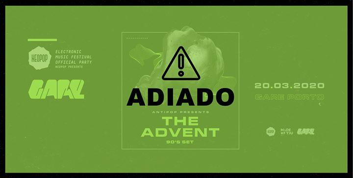 Antipop presents The Advent