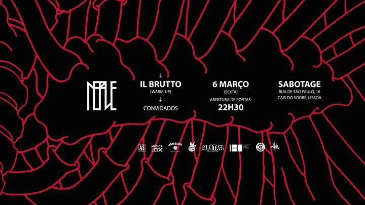 NERVE | Sabotage Club