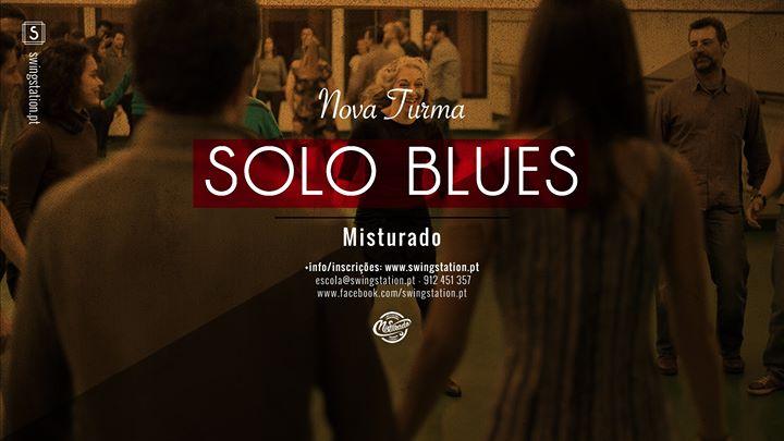 Nova Turma + Aula Experimental • Solo Blues Bases