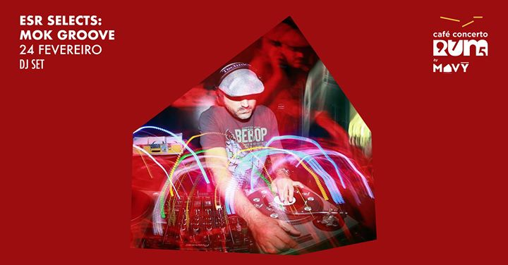 ESR Selects: Mok Groove [DJ Set]