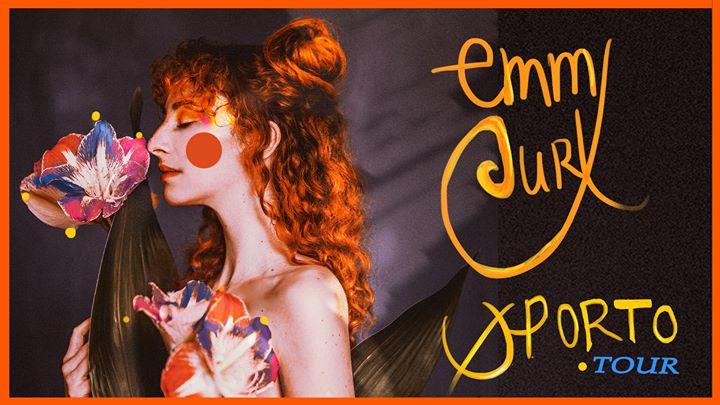 emmy Curl - Øporto Tour - Aveiro