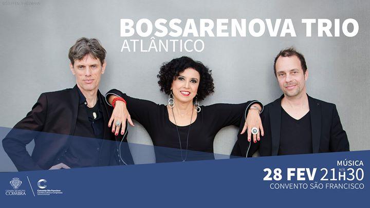 Bossarenova Trio | Atlântico