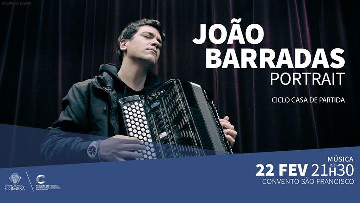 João Barradas | Ciclo Casa de Partida