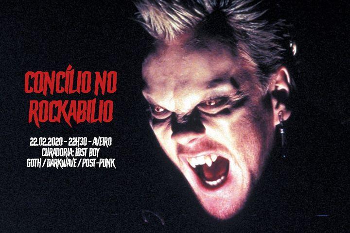 Concílio no Rockabilio (goth / darkwave / post-punk)