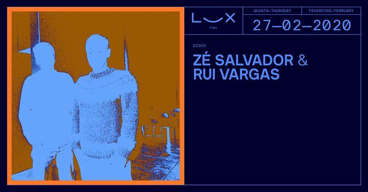 Zé Salvador & Rui Vargas