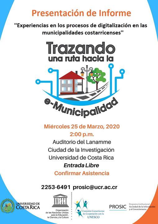 Experiencias en los Procesos de Digitalización Municipal