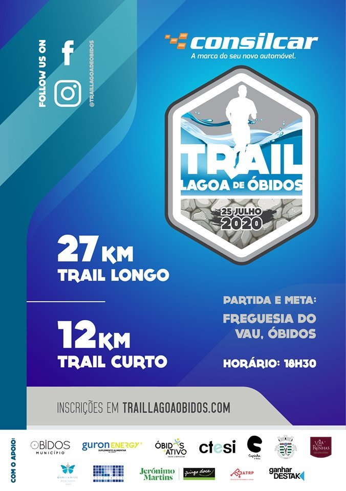 Trail Lagoa de Óbidos
