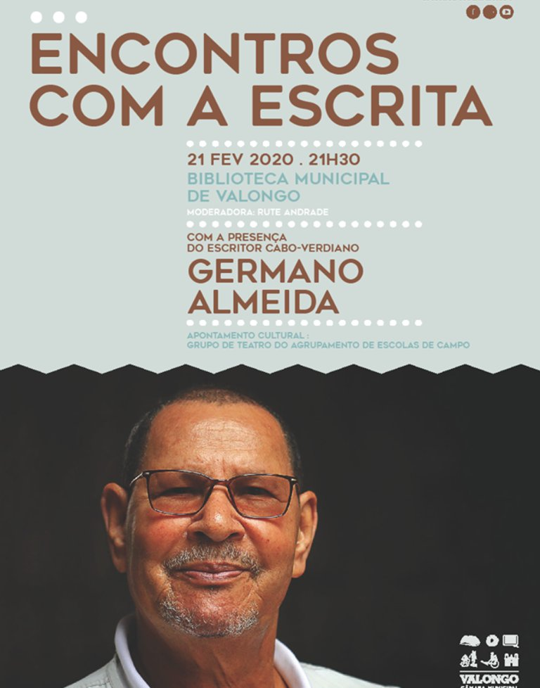 Germano Almeida - Prémio Camões 2018 nos ...