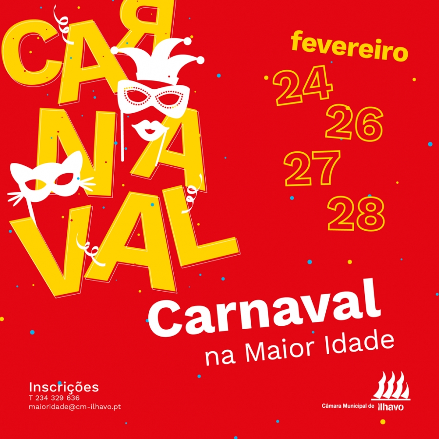 Carnaval na Maior Idade 2020