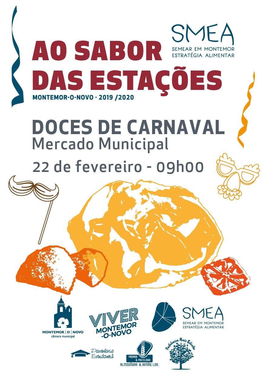 Doces de Carnaval