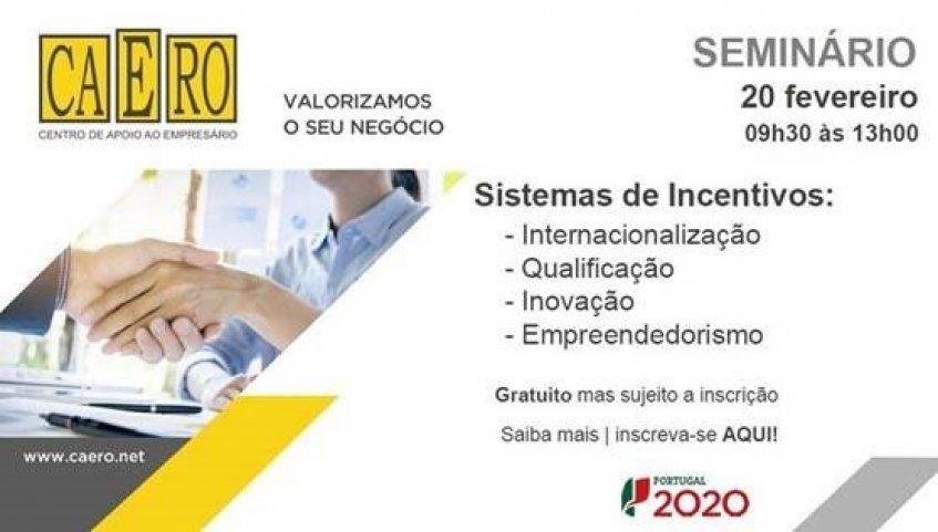 Sistema de Incentivos ao Investimento no âmbito do Portugal 2020