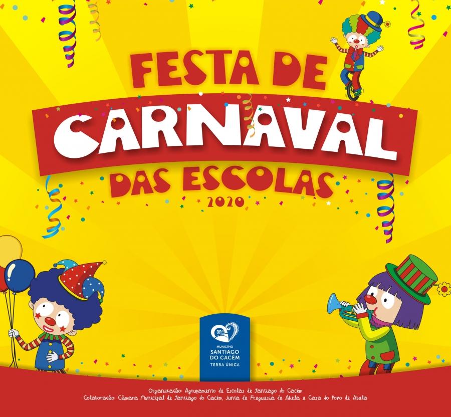 Carnaval das Escolas 2020