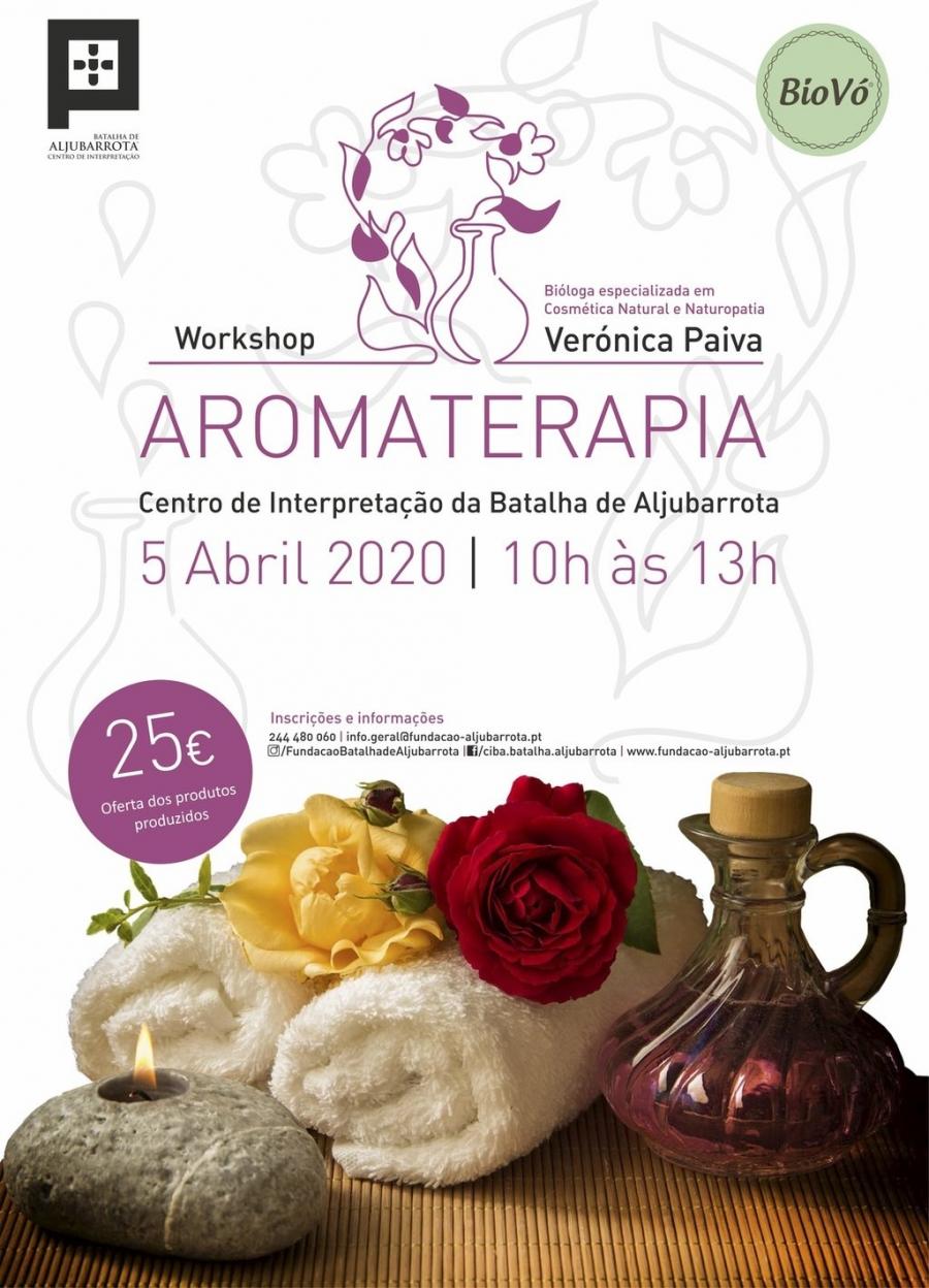 Workshop de Aromaterapia - CANCELADO